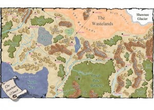 Screenshot Campaign Cartographer