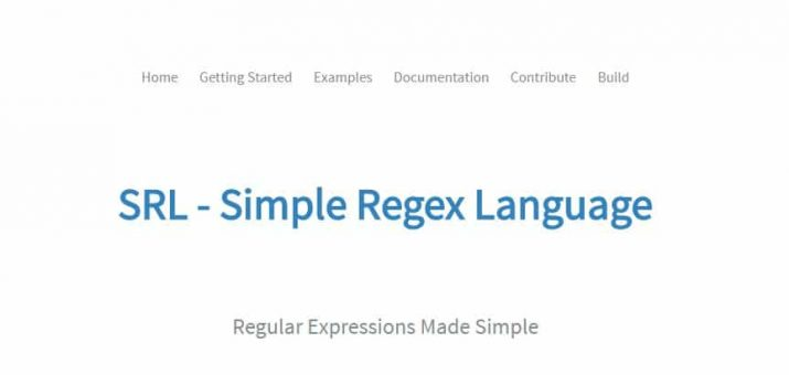 Simple Regex Language für PHP